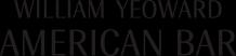 William Yeoward American Bar