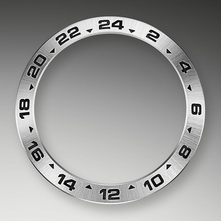 Rolex Explorer II 24-Hour Bezel