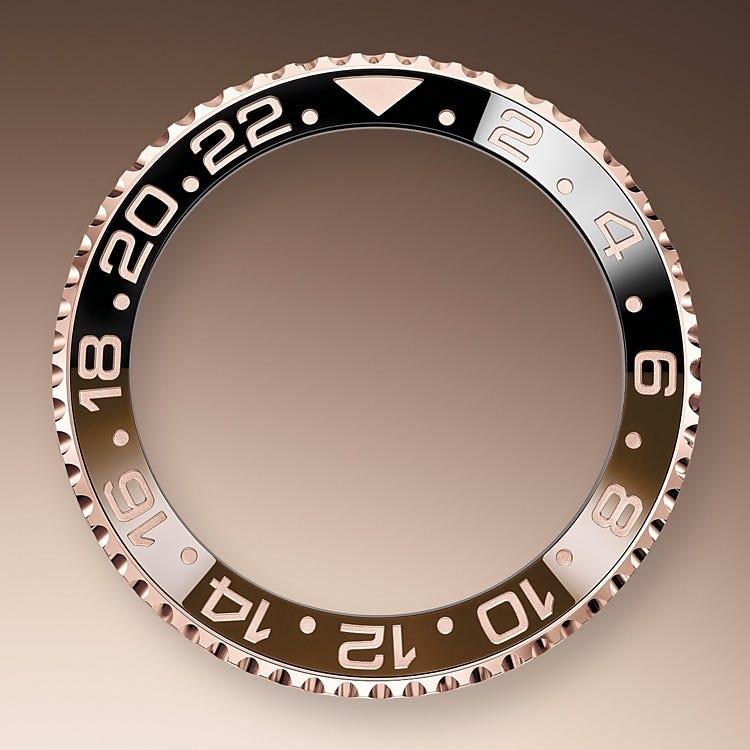 Rolex GMT-Master II 24-Hour Rotatable Bezel