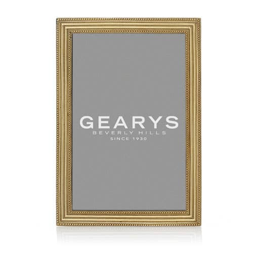 595efde23ff Gold Picture Frame at GEARYS Beverly Hills