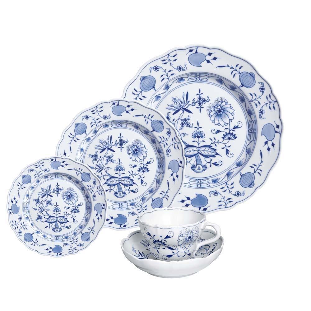 Blue Onion Dinnerware Gearys