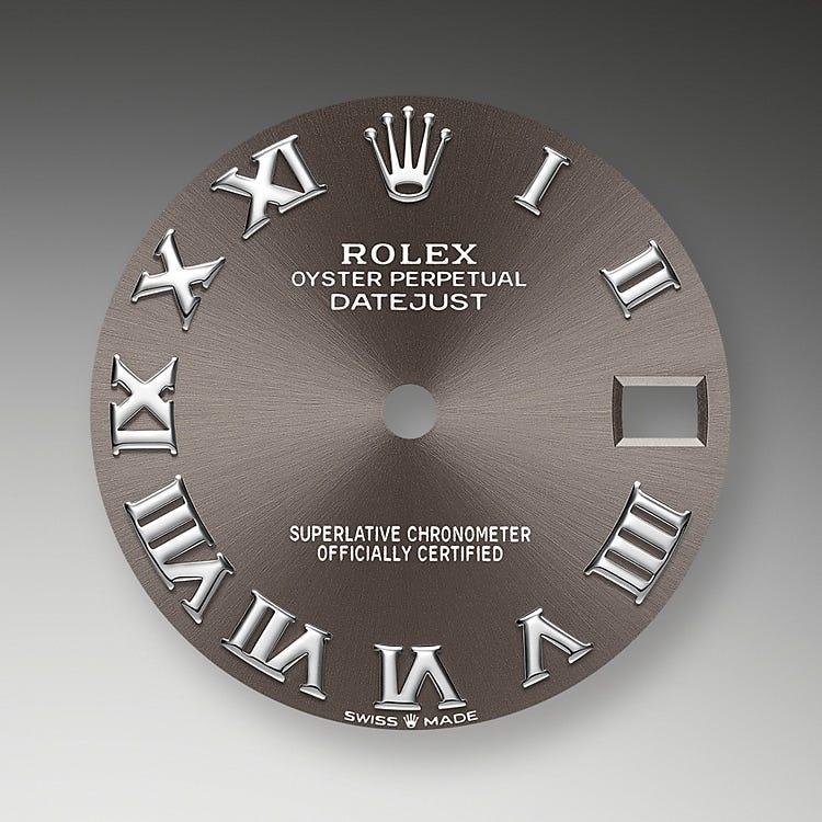 Rolex Datejust 31 Dark Grey Dial