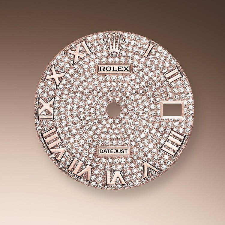 Rolex Pearlmaster 34 Diamond-Paved Dial