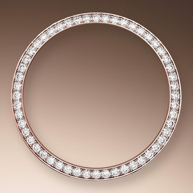 Rolex Day-Date 36 Diamond-Set Bezel