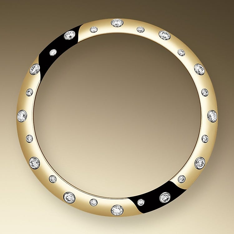 Rolex Datejust 31 Diamond-Set Bezel