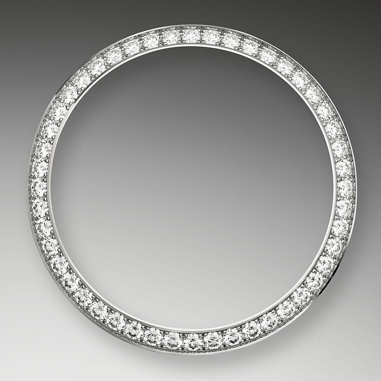 Rolex Day-Date 40 Diamond-Set Bezel