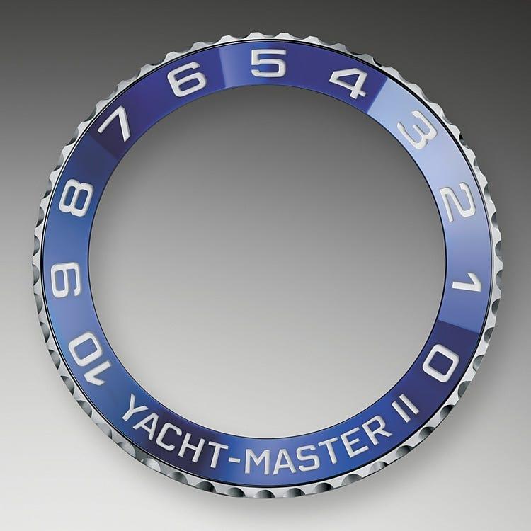Rolex Yacht-Master II Ring Command Bezel