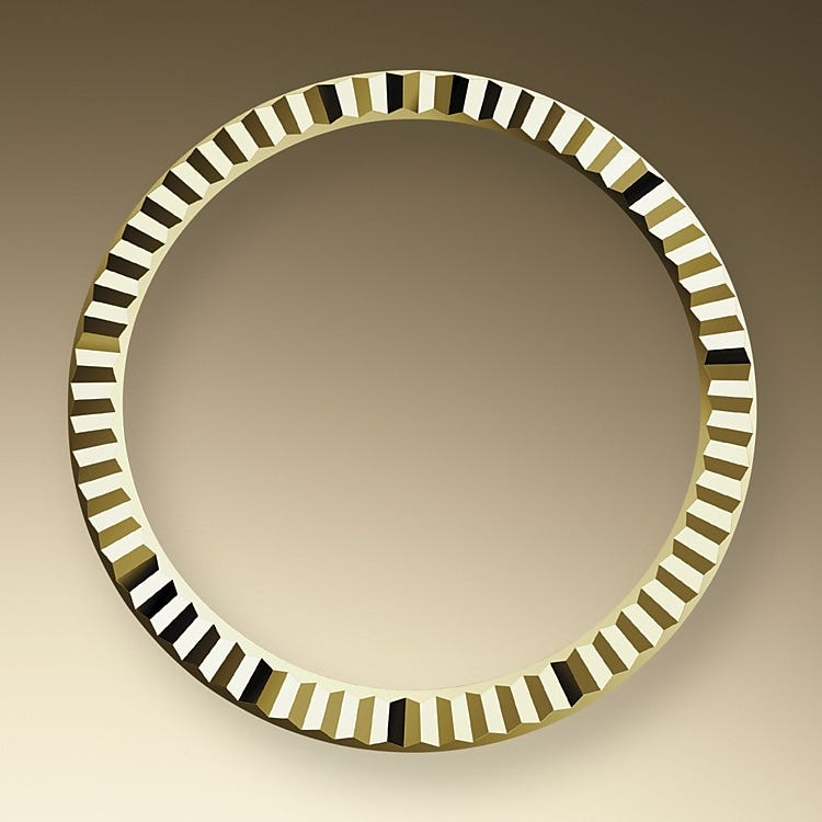 Rolex Lady-Datejust The Fluted Bezel