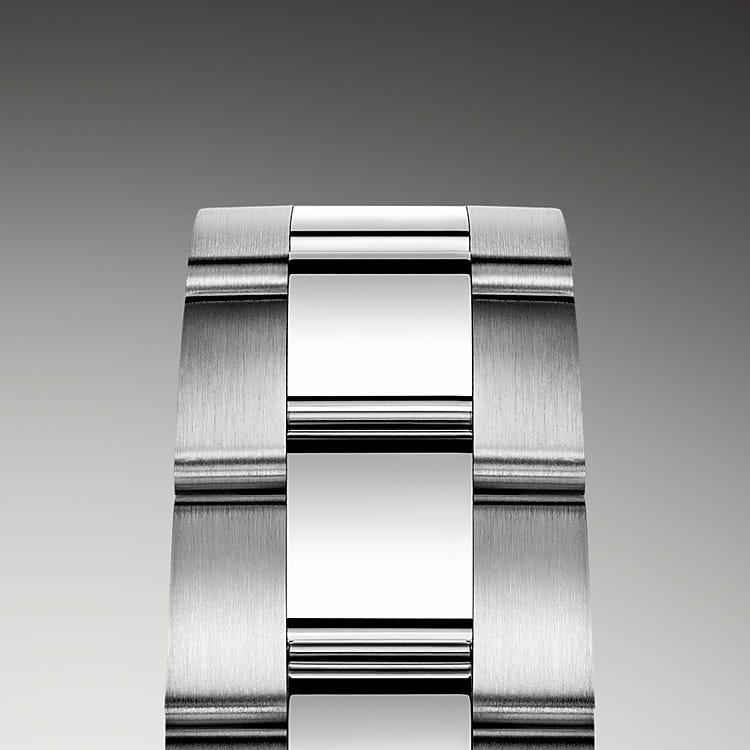 Rolex Datejust 31 The Oyster bracelet