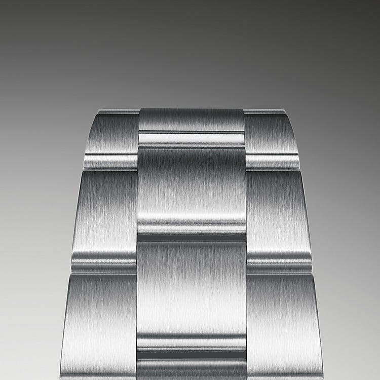 Rolex Oyster Perpetual 41 The Oyster bracelet