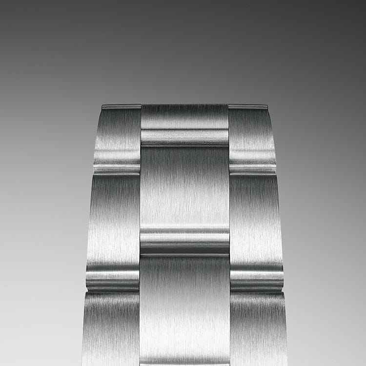 Rolex Oyster Perpetual 31 The Oyster bracelet