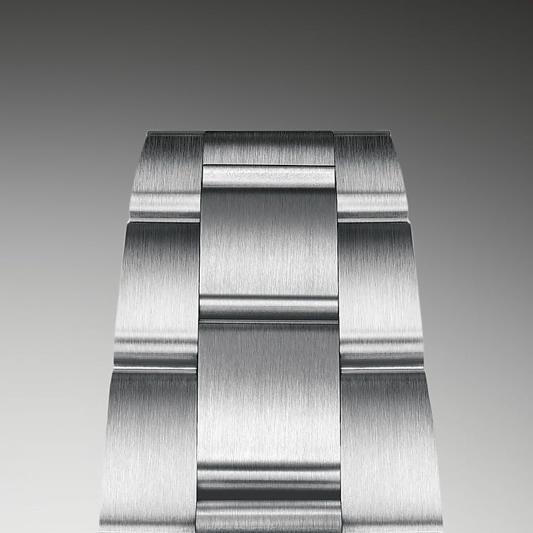 Rolex Oyster Perpetual 34 The Oyster bracelet