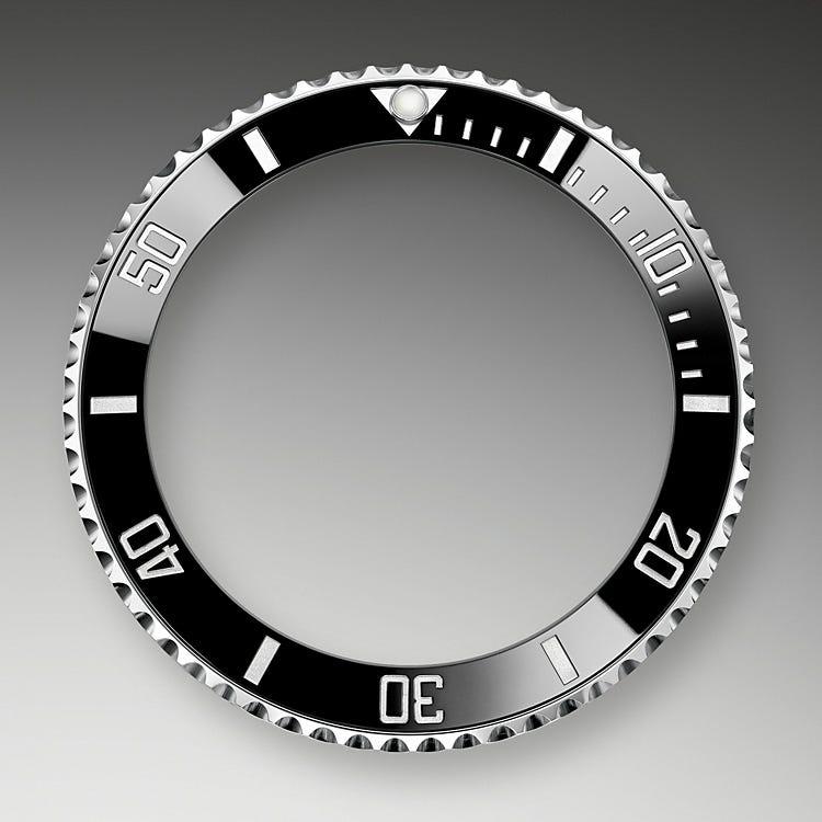 Rolex Submariner Unidirectional Rotatable Bezel