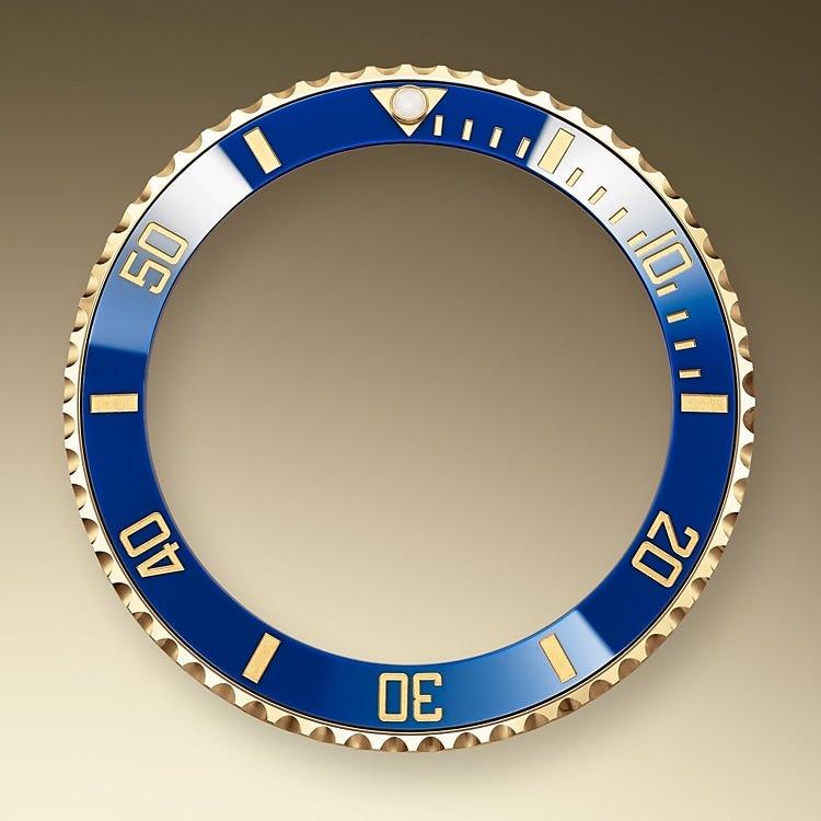 Rolex Submariner Date Unidirectional Rotatable Bezel