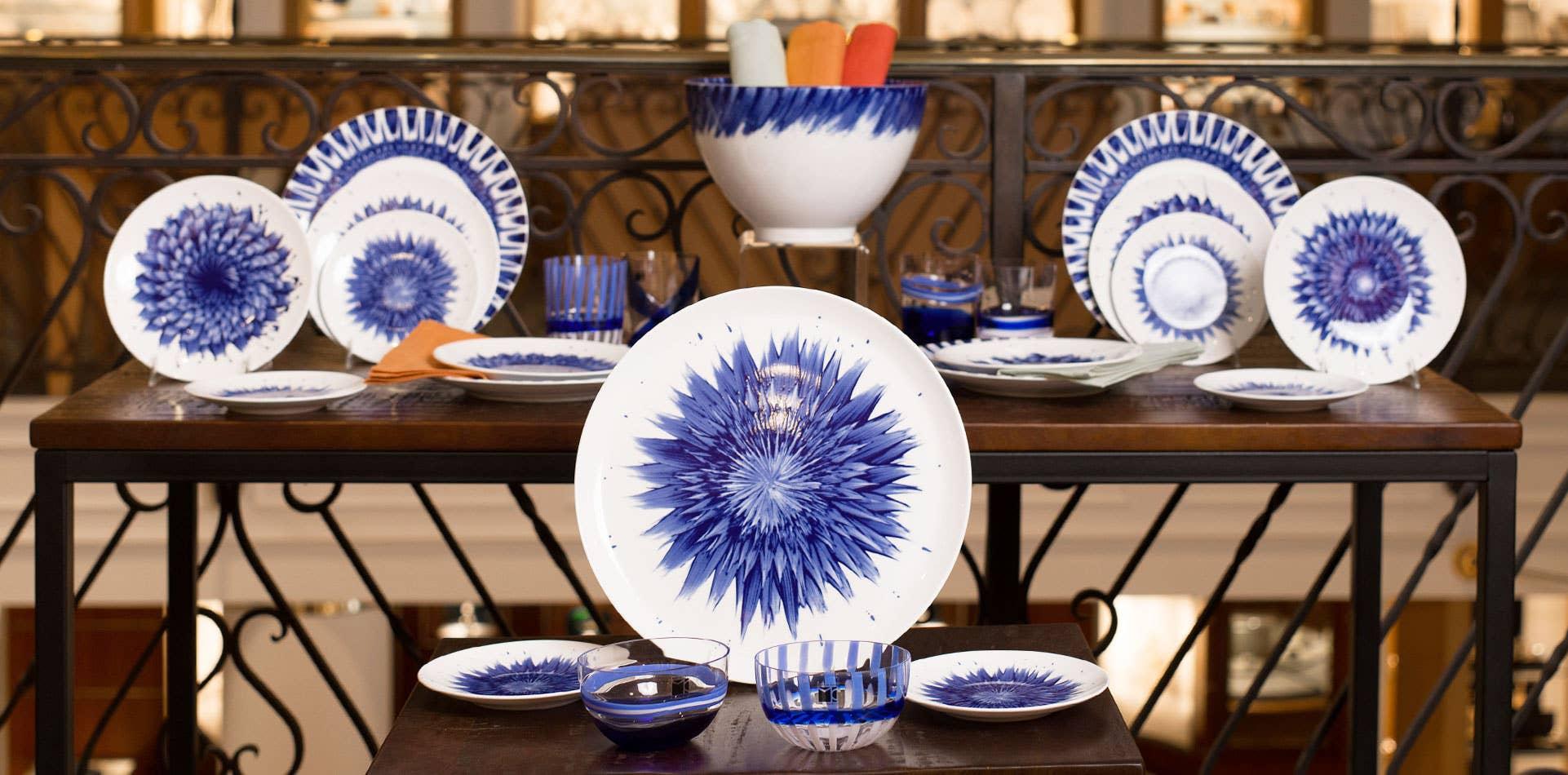 Bernardaud In Bloom Dinnerware available at GEARYS