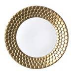 L'Objet Aegean 24kt Gold Sculpted Dinnerware