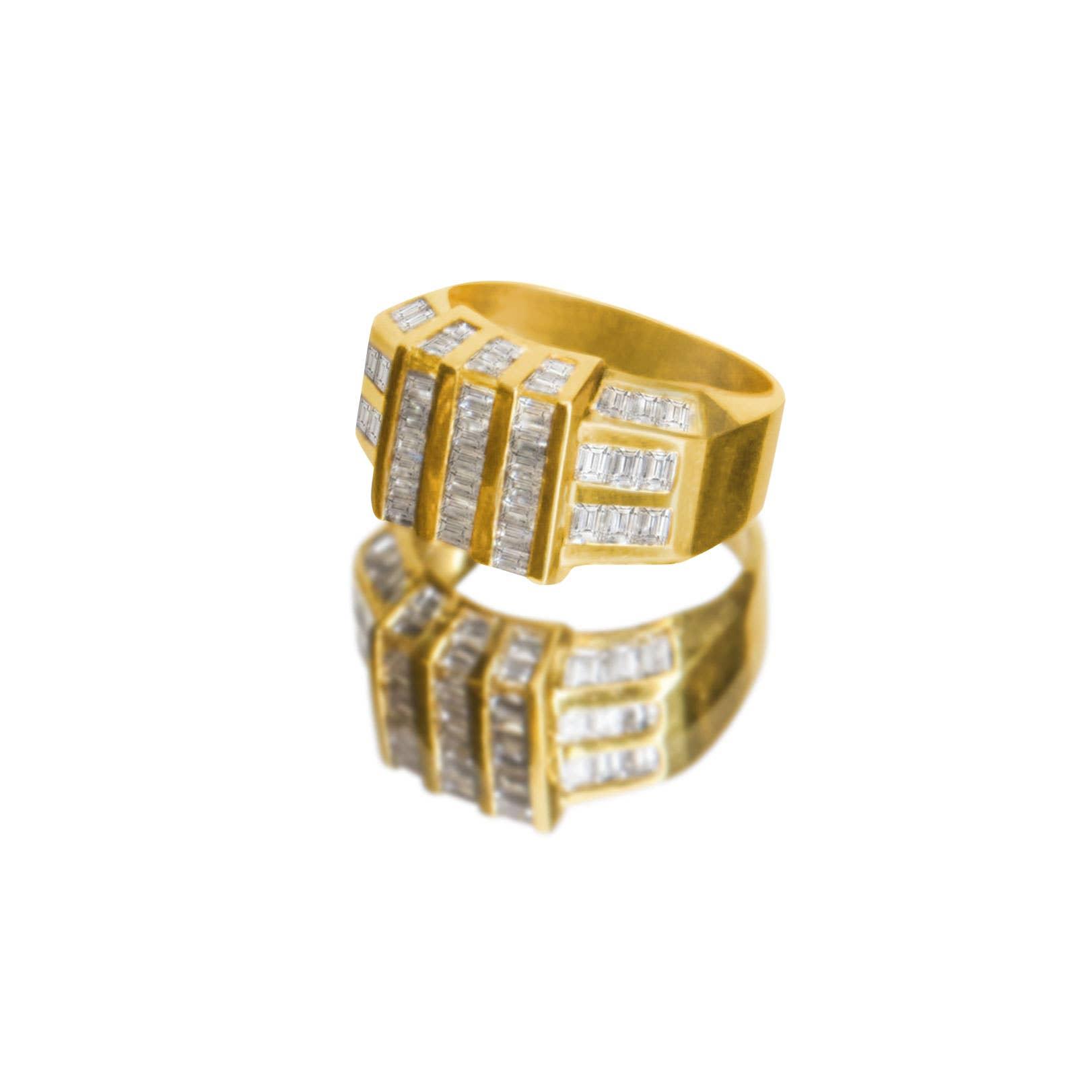 Yellow Gold Diamond