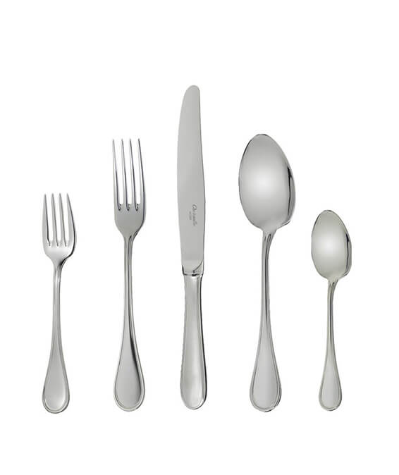 Christofle Albi Acier Stainless Steel Flatware
