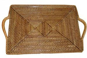 CALAISIO Woven Reed Tray