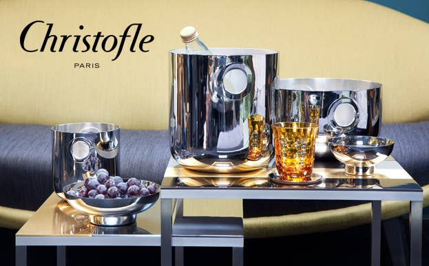 Explore the Christofle Collection