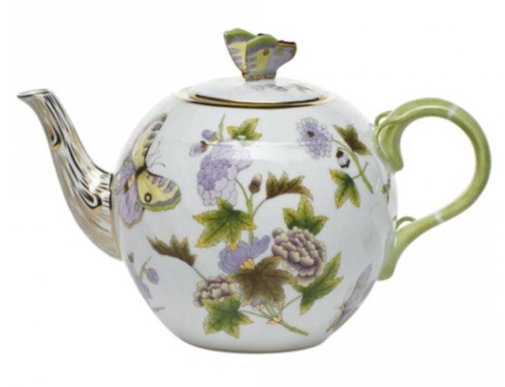 Royal Gardens Teapot