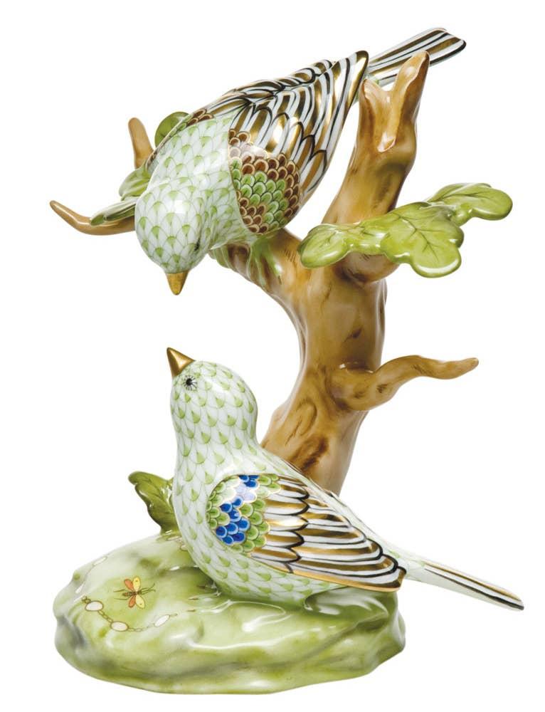 Rothschild Birds Figurine