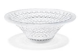 Rayons Small Clear Hollow Bowl
