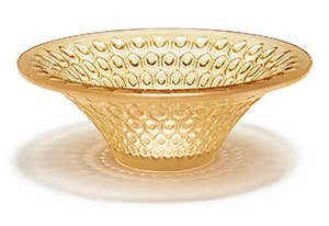 Rayons Gold Lustre Small Hollow Bowl