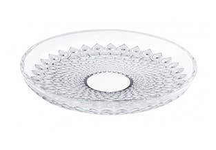 Rayons Large Clear Bowl