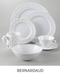 Shop our collection of Bernardaud dinnerware