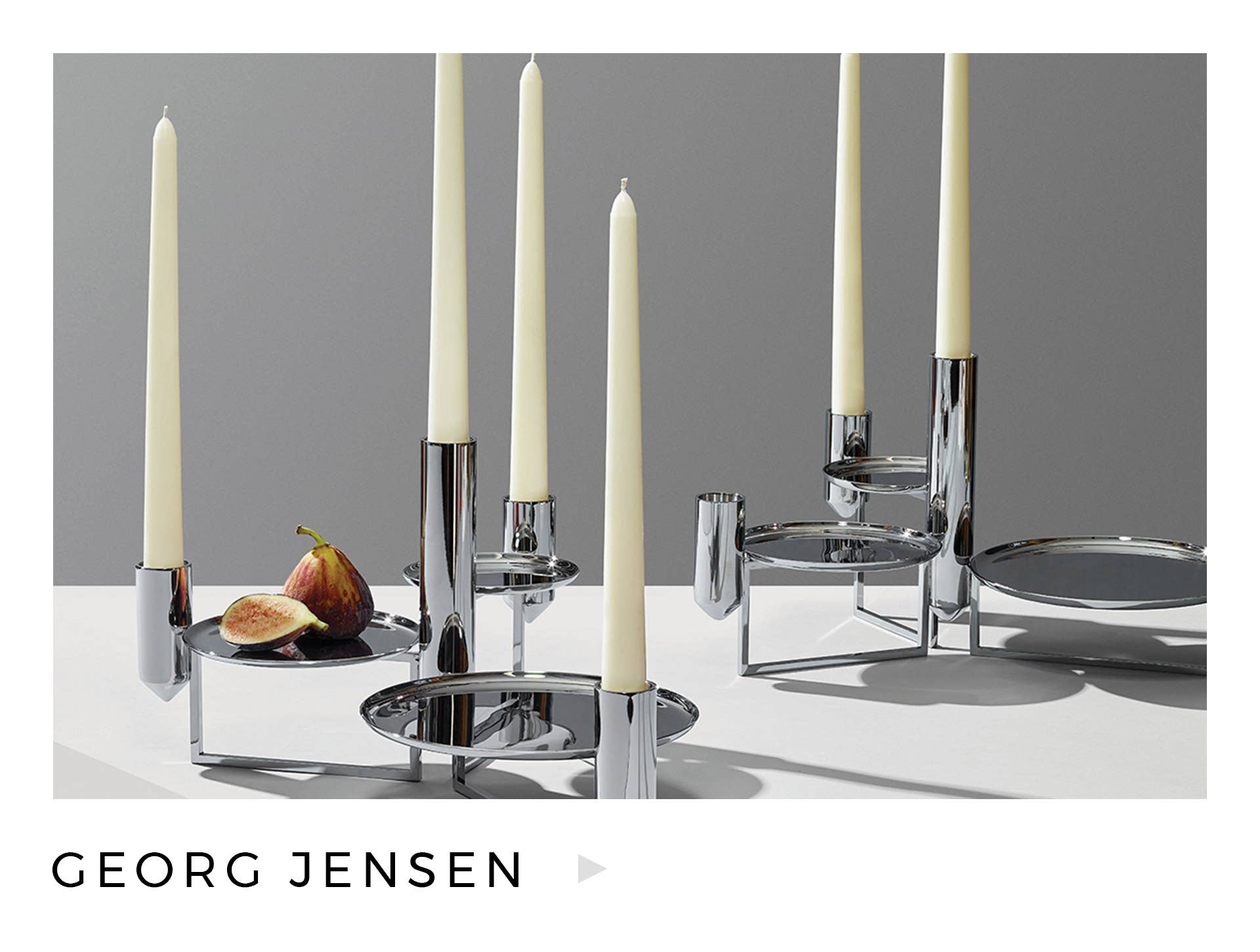 Shop our collection of Georg Jensen items like this featured Tunes Centerpiece