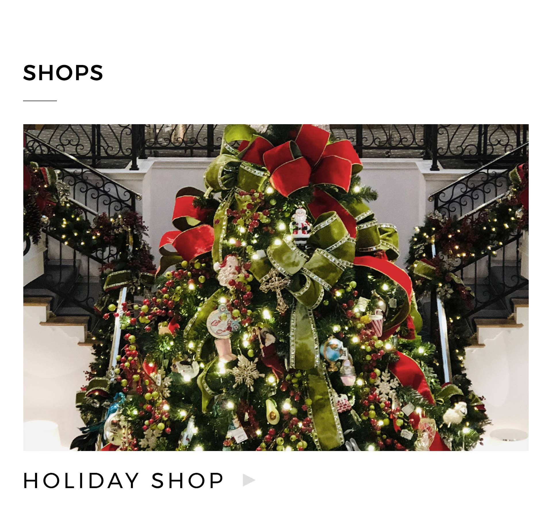 Shop our holiday gifts, including Christmas, Hanukkah and ornament favorites!