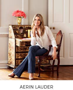 Aerin Lauder: Behind the Design