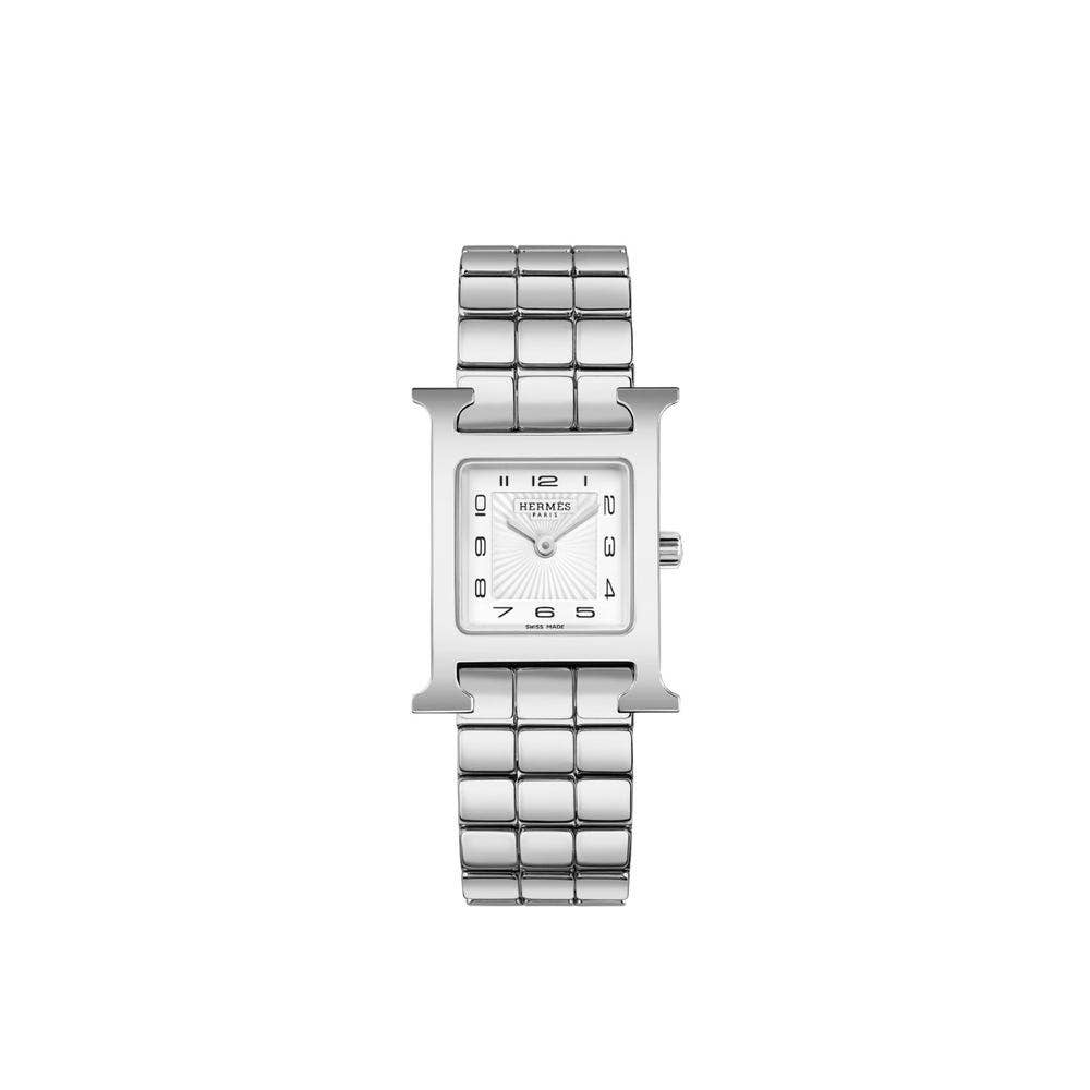 Hermès Heure H Watch, 21 x 21mm