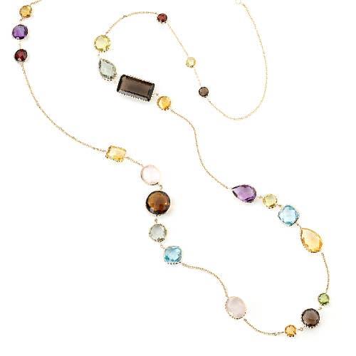 <a href='http://www.gearys.com/long-36-multi-gem-necklace.html'><u><span style='font-family: quattrocento; font-size:12px'>TREND 351<br />Long Multi Gem Necklace</span></u></a>