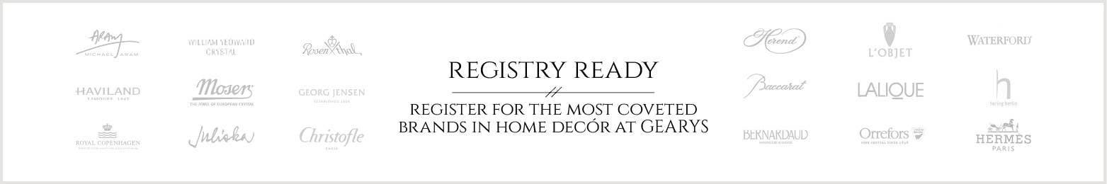 GEARYS Gift Registry