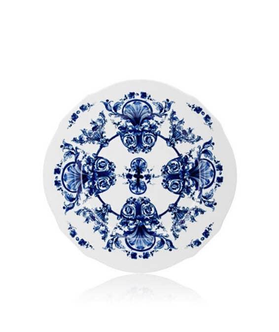 Ginori 1735 Babele Blue Dinnerware