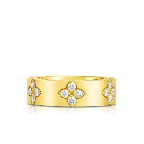 Verona ring with diamond accents
