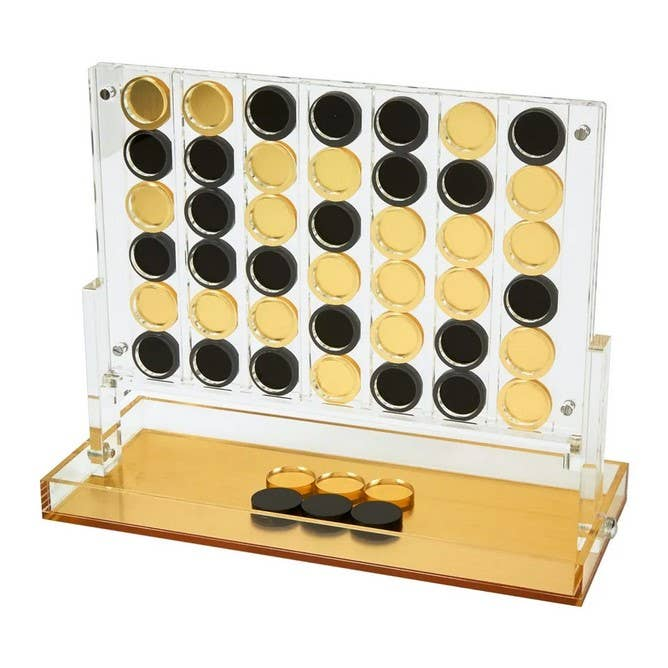 Lucite Connect 4 Game